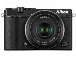 Nikon / ニコン ミラーレス一眼カメラ Nikon 1 J5 ダブルレンズキット [ブラック] 【デジタル一眼カメラ】【送料無料】