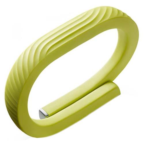 【国内正規代理店品】 Jawbone UP24 by JAWBONE SMALL LEMON LIME JL01-17S-JP
