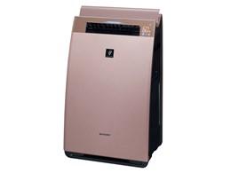 ★SHARP / シャープ 加湿空気清浄機 KI-GX100-N (ゴールド系) 【空気清浄機】【送料無料】