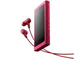 ★◇ソニー / SONY NW-A37HN (P) [64GB ボルドーピンク] 【デジタルオーディオプレーヤー(DAP)】【送料無料】