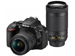 Nikon / ニコン D5600 ダブルズームキット 【デジタル一眼カメラ】【送料無料】
