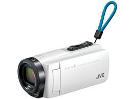 JVC Everio R GZ-R470-W [シャインホワイト] 【ビデオカメラ】【送料無料】