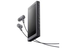 ★◇ソニー / SONY NW-A45HN (B) [16GB グレイッシュブラック] 【デジタルオーディオプレーヤー(DAP)】【送料無料】