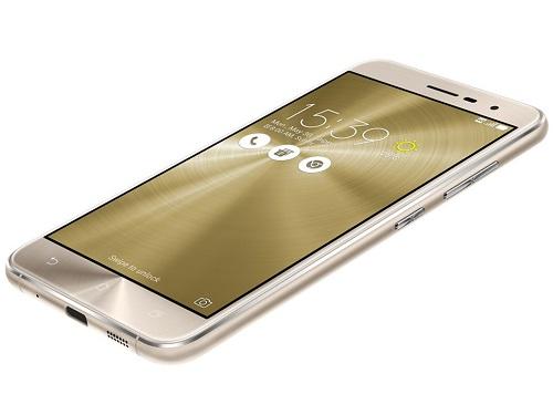 ★◇エイスース / ASUS ZenFone 3 ZE520KL-GD32S3 SIMフリー [クリスタルゴールド] 【スマートフォン】【送料無料】