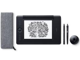 ★ワコム Intuos Pro Paper Edition Medium PTH-660/K1 [ブラック] 【ペンタブレット】【送料無料】
