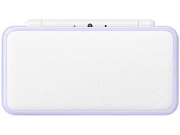 ★◇Nintendo / 任天堂 Newニンテンドー2DS LL [ホワイト×ラベンダー] 【ゲーム機】【送料無料】