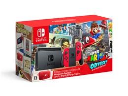 ★Nintendo / 任天堂 Nintendo Switch スーパーマリオ オデッセイセット 【ゲーム機】【送料無料】