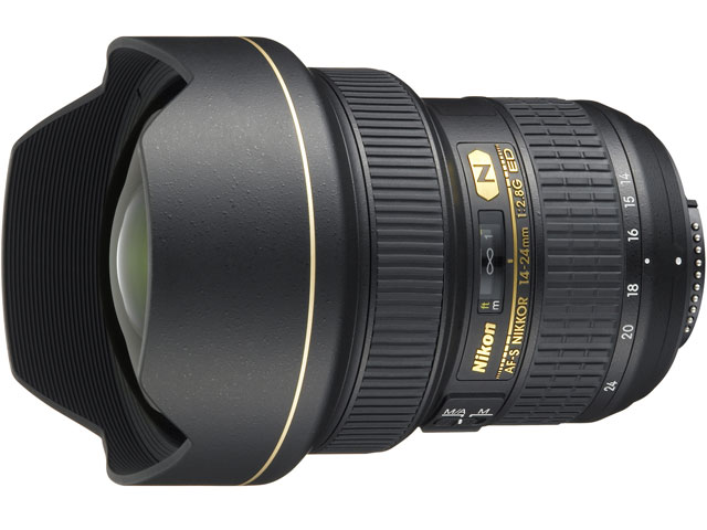 ●【アウトレット 展示品】Nikon / ニコン デジタル一眼レフカメラ専用レンズ AF-S NIKKOR 14-24mm f/2.8G ED