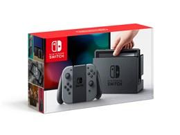 ●【アウトレット 保証書他店印付品】Nintendo / 任天堂 Nintendo Switch [グレー]