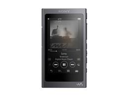 ★◇ソニー / SONY NW-A45 (B) [16GB グレイッシュブラック] 【デジタルオーディオプレーヤー(DAP)】【送料無料】