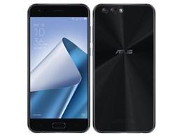 ★◇エイスース / ASUS ZenFone 4 SIMフリー [ミッドナイトブラック] (SIMフリー) 【スマートフォン】【送料無料】