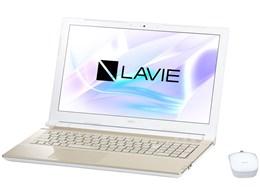 ★☆NEC LAVIE Note Standard NS700/JAG PC-NS700JAG [シャンパンゴールド] 【ノートパソコン】【送料無料】