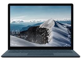 ★☆Microsoft / マイクロソフト Surface Laptop DAG-00109 [コバルトブルー] 【ノートパソコン】【送料無料】