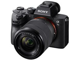 ソニー / SONY α7 III ILCE-7M3K ズームレンズキット 【デジタル一眼カメラ】【送料無料】