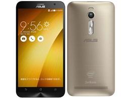 【アウトレット 初期不良修理品】エイスース / ASUS ZenFone 2 ZE551ML-GD64S4 SIMフリー [ゴールド] (SIMフリー)