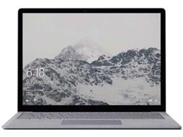 【アウトレット 初期不良修理品】★Microsoft / マイクロソフト Surface Laptop DAG-00059 [プラチナ]