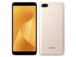 ★◇エイスース / ASUS ZenFone Max Plus (M1) SIMフリー ZB570TL-GD32S4 [サンライトゴールド] (SIMフリー) 【スマートフォン】