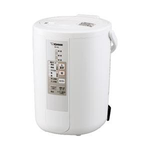 ★ZOJIRUSHI / 象印 スチーム式加湿器 EE-RN50-WA [ホワイト] 【加湿器】【送料無料】