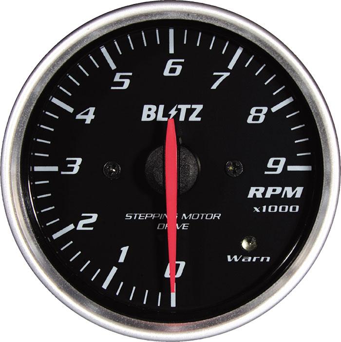★□ Blitz / ブリッツ RACING METER SD(レーシングメーターSD) φ52 TACHO METER 19576