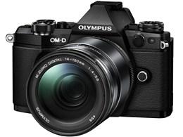 【アウトレット 初期不良修理品】OLYMPUS / オリンパス OLYMPUS OM-D E-M5 Mark II 14-150mm II レンズキット [ブラック]