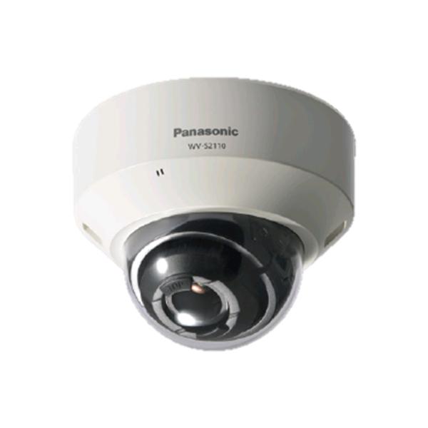 ★Panasonic / パナソニック WV-S2110J 【ネットワークカメラ・防犯カメラ】【送料無料】