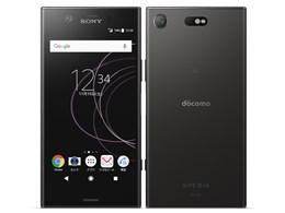 Xperia XZ1 Compact SO-02K black docomo SIMロック解除済み 白ロム 未使用品 【スマートフォン】【送料無料】