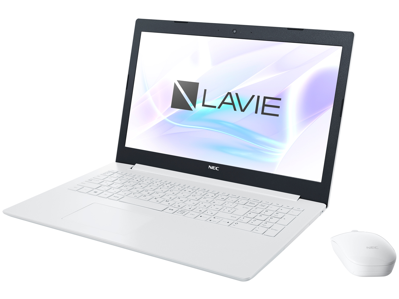 ★☆NEC LAVIE Note Standard NS700/KAW PC-NS700KAW [カームホワイト] 【ノートパソコン】【送料無料】