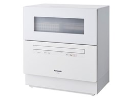 ★Panasonic / パナソニック 食器洗い乾燥機 NP-TH2-W [ホワイト] 【食器洗い機】【送料無料】