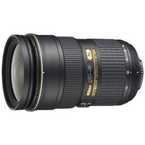 ●【アウトレット 保証書他店印付品】Nikon / ニコン デジタル一眼レフカメラ専用レンズ AF-S NIKKOR 24-70mm f/2.8G ED