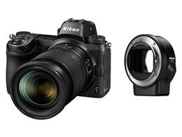 【アウトレット 保証書他店印付品】Nikon / ニコン Z7 24-70+FTZ マウントアダプターキット
