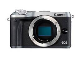 キヤノン / CANON EOS M6 ボディ [シルバー] 【デジタル一眼カメラ】【送料無料】