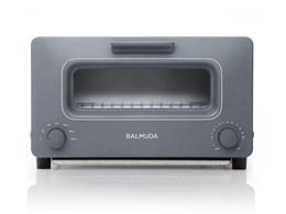 ★バルミューダ The Toaster K01E-GW [グレー] 【トースター】【送料無料】
