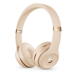 ★◇beats by dr.dre solo3 wireless MUH42PA/A [サテンゴールド] 【イヤホン・ヘッドホン】【送料無料】