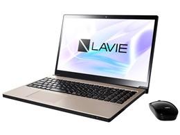 ★☆NEC LAVIE Note NEXT NX850/LAG PC-NX850LAG [クレストゴールド] 【ノートパソコン】【送料無料】