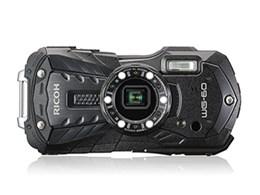 RICOH / リコー RICOH WG-60 [ブラック] 【デジタルカメラ】【送料無料】