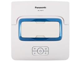 ★Panasonic / パナソニック 床拭きロボット掃除機 Rollan MC-RM10-W [ホワイト] 【掃除機】【送料無料】