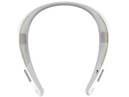 ★◇KENWOOD / ケンウッド CAX-NS1BT-W [ホワイト] 【Bluetoothスピーカー】【送料無料】