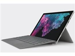 ★☆Microsoft / マイクロソフト Surface Pro 6 タイプカバー同梱 LJK-00025 【タブレットPC】【送料無料】