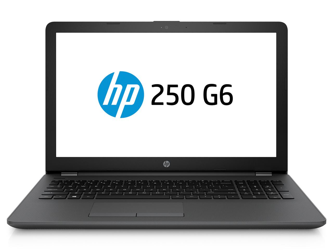 ★☆HP 250 G6 Notebook PC 4WD76PA-AAAK (15.6 / Windows 10 Home / Core i3 7020U / 500GB /4GB / DVD-SM)