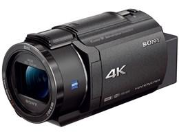 ●ソニー / SONY FDR-AX45 (B) [ブラック] 【ビデオカメラ】【送料無料】
