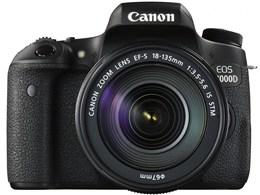 ●【アウトレット 開封品・レンズ用保証書欠品】キヤノン / CANON EOS 8000D EF-S18-135 IS STM レンズキット