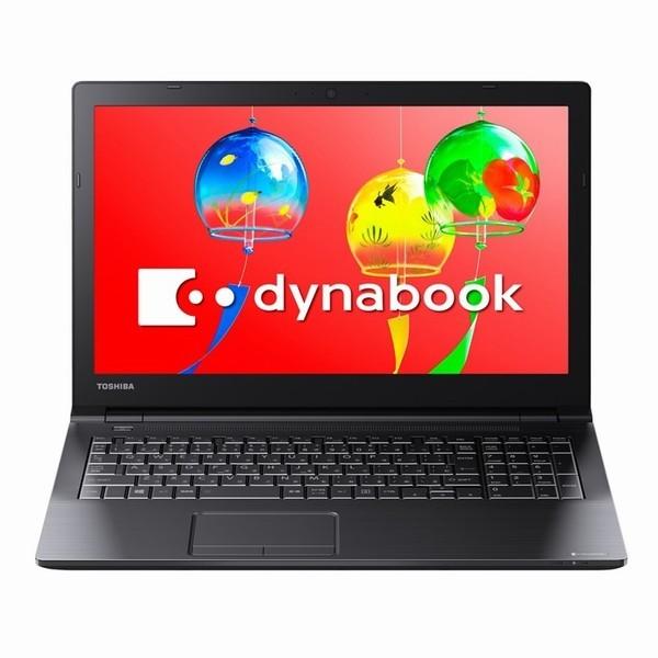 ★☆東芝 dynabook PB2534BRKB ( 15.6 / Celeron 3215U / 4GB / 750GB / DVDドライブ / Win10H )