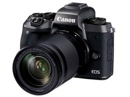●【アウトレット 保証書他店印付品】キヤノン / CANON EOS M5 EF-M18-150 IS STM レンズキット