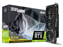 ★☆ZOTAC ZOTAC GAMING GeForce RTX 2080 AMP ZT-T20800D-10P [PCIExp 8GB]【並行輸入品】 【グラフィックボード・ビデオカード】【送料無料】