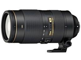 【アウトレット 保証書他店印付品】Nikon / ニコン AF-S NIKKOR 80-400mm f/4.5-5.6G ED VR