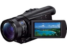 【アウトレット 保証書他店印付品】ソニー / SONY デジタル4Kビデオカメラレコーダー FDR-AX100