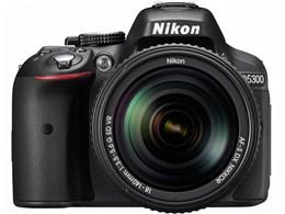【アウトレット 保証書他店印付品】Nikon / ニコン デジタル一眼レフカメラ D5300 ボディ