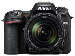 【アウトレット 展示品】Nikon / ニコン D7500 18-140 VR レンズキット