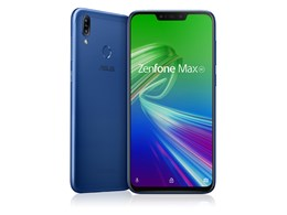 ★エイスース / ASUS ZenFone Max (M2) SIMフリー [スペースブルー] (SIMフリー) 【スマートフォン】【送料無料】
