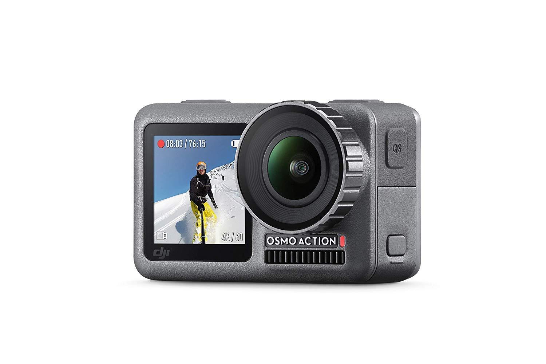 DJI OSMO Action アクションカメラ 【ビデオカメラ】【送料無料】